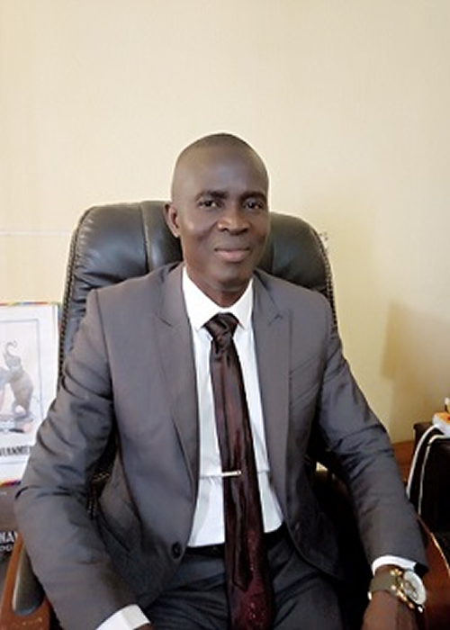Mr. Abiodun Olaitan