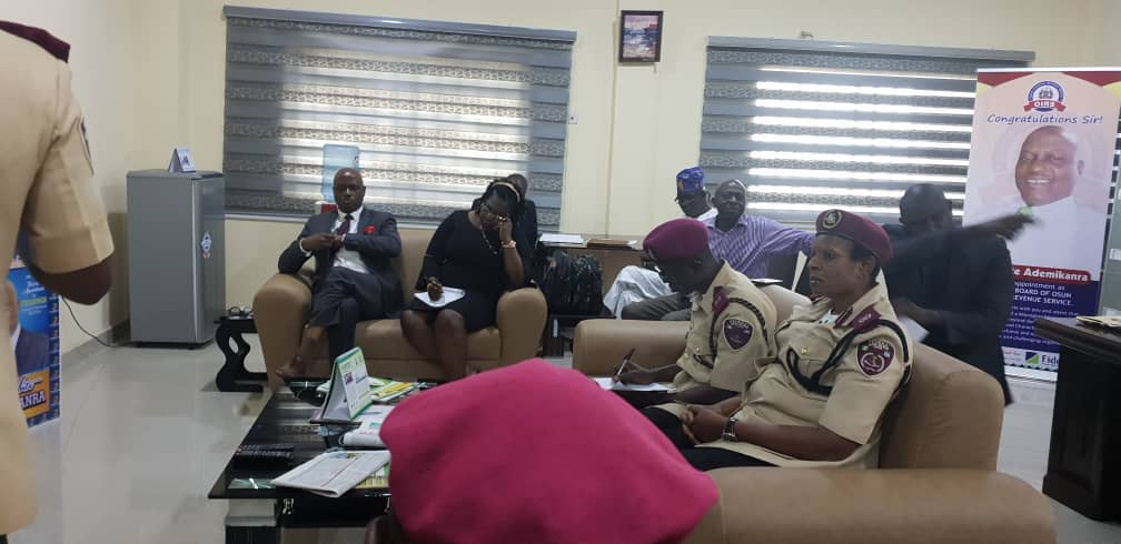 FRSC in courtesy visit to OIRS